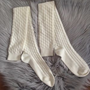 Accessories - NWOT   Over the knee socks OS